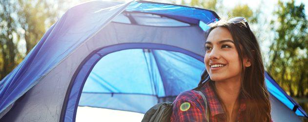 Tent Camping Strategies